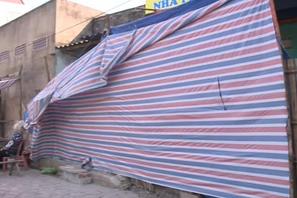 Bức tường bờ rào giữa phố Hà Nội rao bán giá 20 tỷ-1