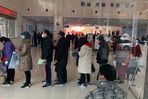 Nhìn lại trận chiến của người Trung Quốc với virus corona suốt 1 tuần qua cho thấy sức tàn phá kinh hoàng của viêm phổi Vũ Hán-11