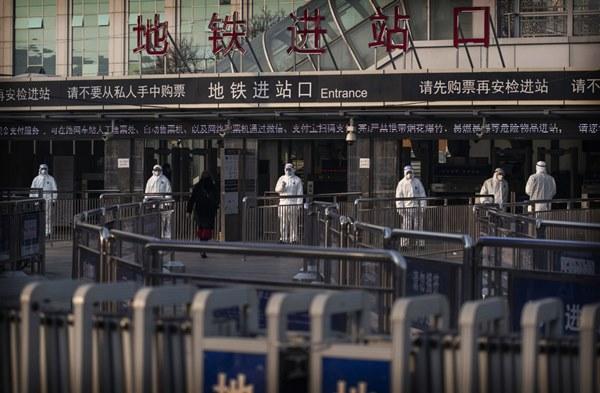 Nhìn lại trận chiến của người Trung Quốc với virus corona suốt 1 tuần qua cho thấy sức tàn phá kinh hoàng của viêm phổi Vũ Hán-14