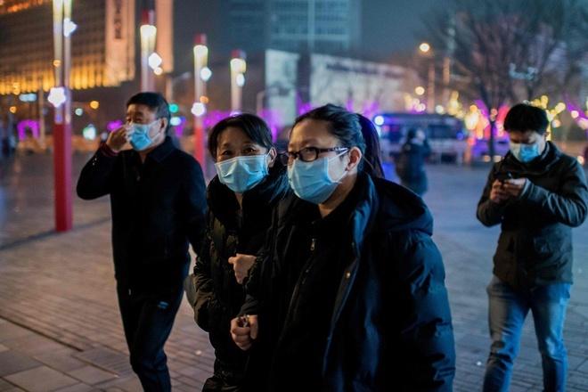 132 người chết vì virus Vũ Hán, số ca nhiễm đã vượt qua dịch Sars-1