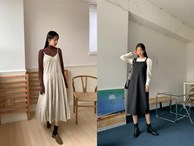 Combo váy áo được gái xinh xứ Hàn diện nhiệt tình nhất đợt này: Hack tuổi siêu ổn và thừa điểm thanh lịch để diện đến công sở