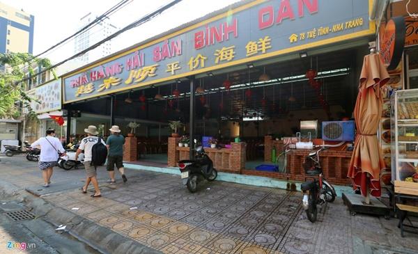 Đường vắng, quán đóng cửa khi ngưng đón khách Trung Quốc ở Nha Trang-6