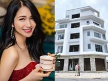 Hòa Minzy đúng là con gái nhà người ta: Xây nhà 5 tầng tặng bố mẹ
