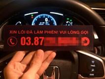 Đỗ xe trước cửa nhà người lạ, tài xế nhận được tin nhắn không ngờ ngày đầu năm mới