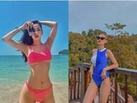 Vẻ nóng bỏng của 6 mỹ nhân Việt tự tin khoe ảnh bikini trong những ngày Tết