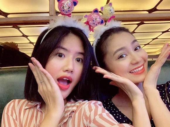Chân dung cô em gái xinh đẹp và giỏi kiếm tiền của diễn viên Diệu Hương-2