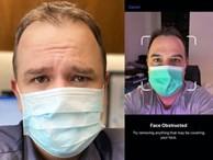 Người Trung Quốc than phiền Face ID vô dụng vì virus corona