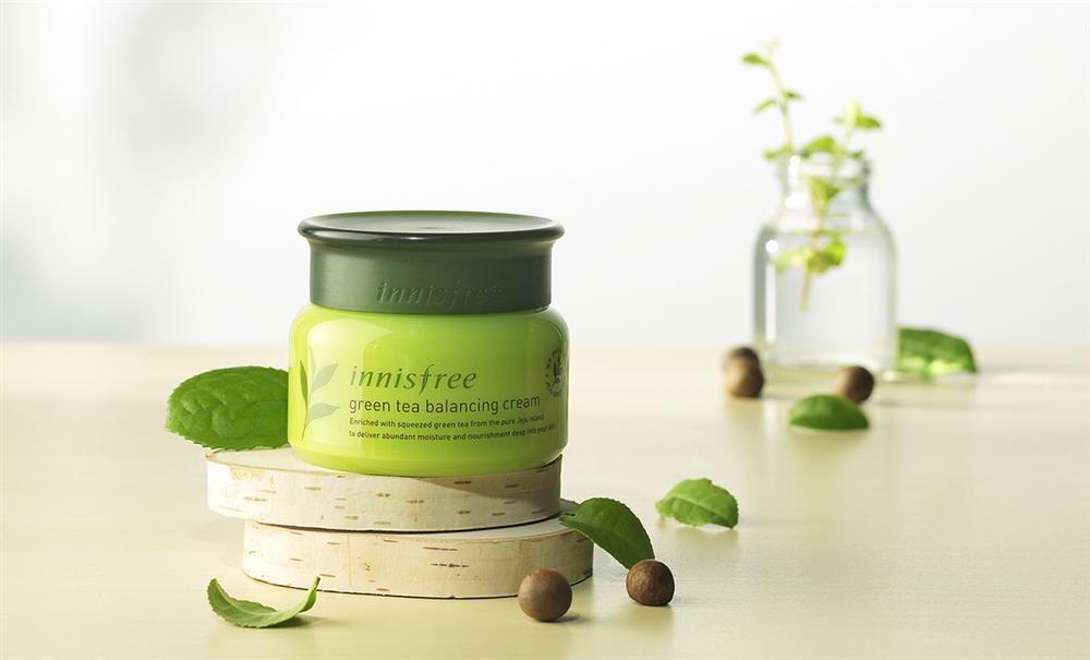 5 công dụng tuyệt vời biến trà xanh thành món dưỡng da chân ái của các chị em-5