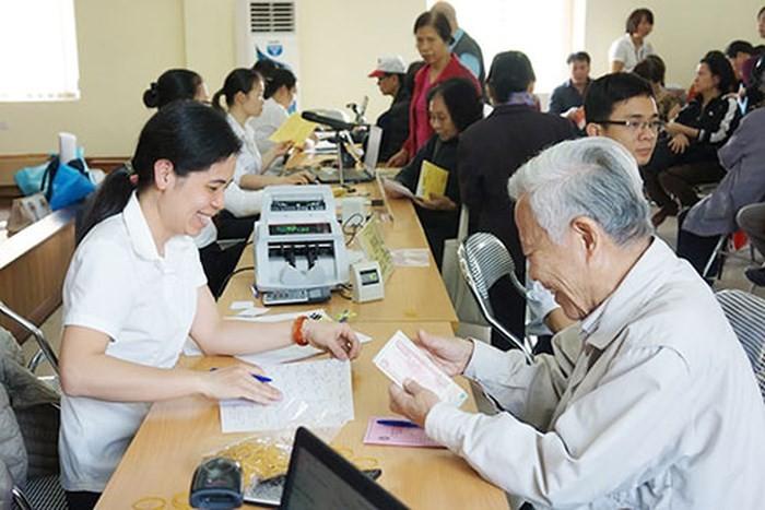 Lương hưu, trợ cấp bảo hiểm xã hội tăng lên 1,6 triệu đồng/tháng từ 1/7/2020-1