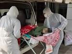 Dân quanh bệnh viện điều trị người nhiễm corona chủ động phòng dịch-1