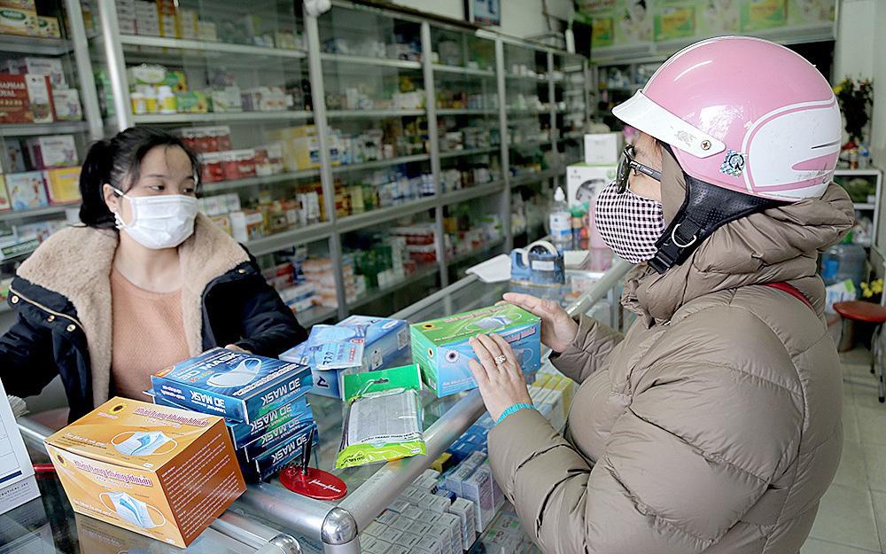 Những chiếc khẩu trang giá trên trời kể câu chuyện kinh doanh bất lương giữa đại dịch virus corona toàn cầu-1