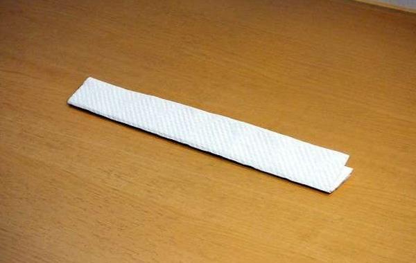 Đừng bấn loạn nếu chưa mua được khẩu trang, đây là cách tự chế khẩu trang cấp tốc từ giấy ăn, ai cũng làm được!-6