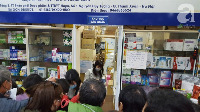 Hà Nội: Hàng loạt cửa hàng thuốc bị phạt vì đẩy giá khẩu trang lên cao để thu lời bất chính-3