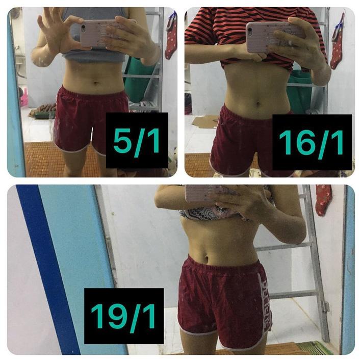 Từ 57kg xuống 48kg, gái Đà Nẵng chia sẻ bí quyết giảm cân cấp tốc chỉ sau 2 tuần-3