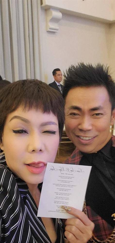 Việt Hương, Hồng Đào và dàn nghệ sĩ dự đám cưới Xuân Lan ở Mỹ-3