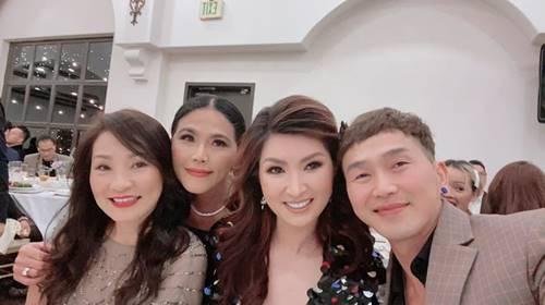 Việt Hương, Hồng Đào và dàn nghệ sĩ dự đám cưới Xuân Lan ở Mỹ-4