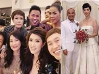 Việt Hương, Hồng Đào và dàn nghệ sĩ dự đám cưới Xuân Lan ở Mỹ