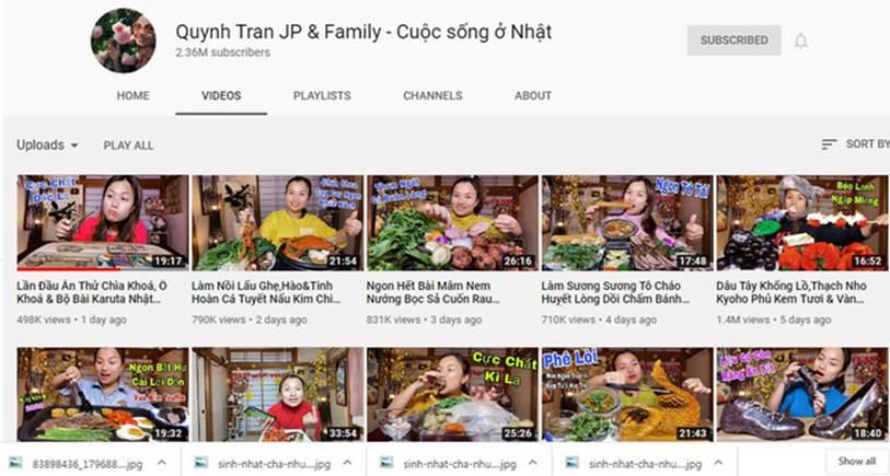"""Quỳnh Trần JP bất ngờ ngừng đăng vlog kèm tâm sự buồn bã: Xin chào nhé, Youtube ơi"""" khiến nhiều người lo lắng-2"""