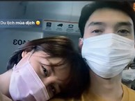 Văn Mai Hương đăng ảnh du lịch bên bạn trai