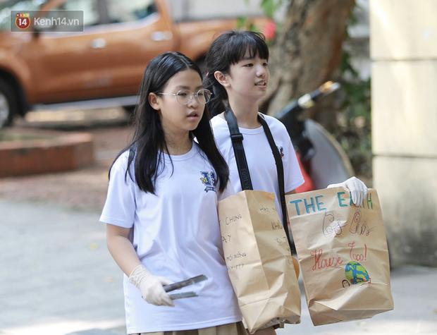 Lo lắng virus Corona, hàng trăm học sinh Hà Nội tự nghỉ học, không đến lớp-2