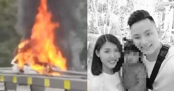 Gia đình 3 người gặp tai nạn trên đường về quê ăn Tết, bố và con gái qua đời, mẹ may mắn sống sót nhớ lại câu nói ám ảnh của con-1
