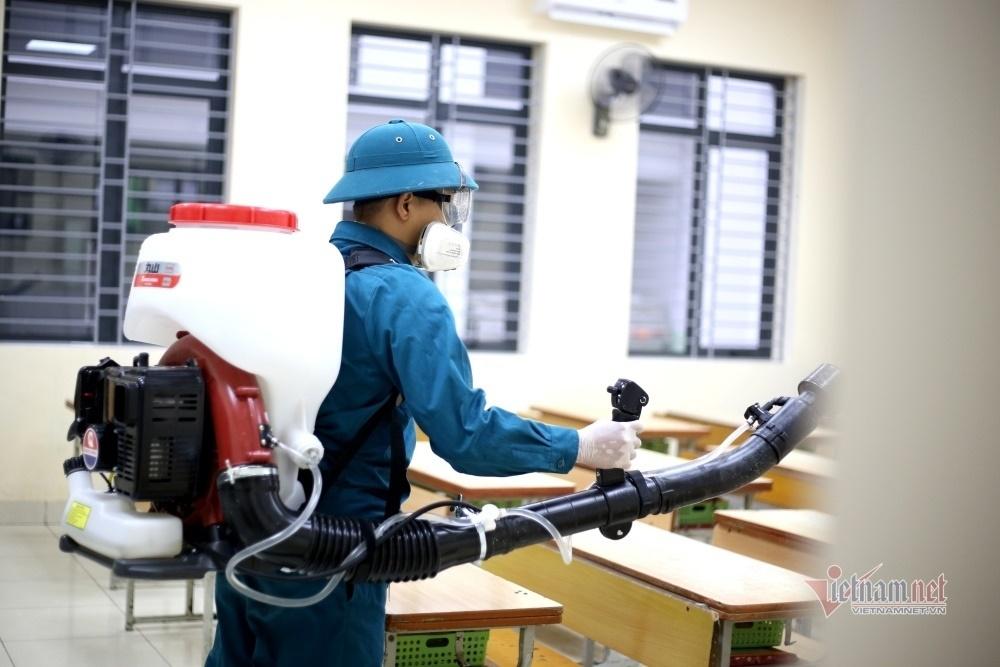 Bộ Giáo dục xin ý kiến Thủ tướng cho nghỉ học phòng virus corona-6