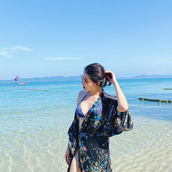 Mỹ nhân Việt thi nhau khoe dáng với bikini: Dăm ba cái Tết không thể làm body các cô bớt đẹp-6