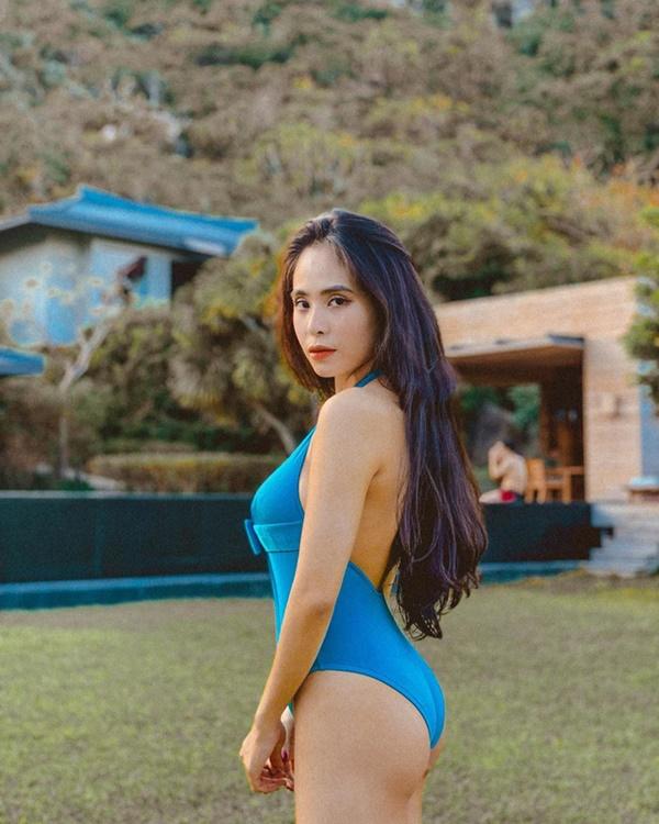 Mỹ nhân Việt thi nhau khoe dáng với bikini: Dăm ba cái Tết không thể làm body các cô bớt đẹp-7
