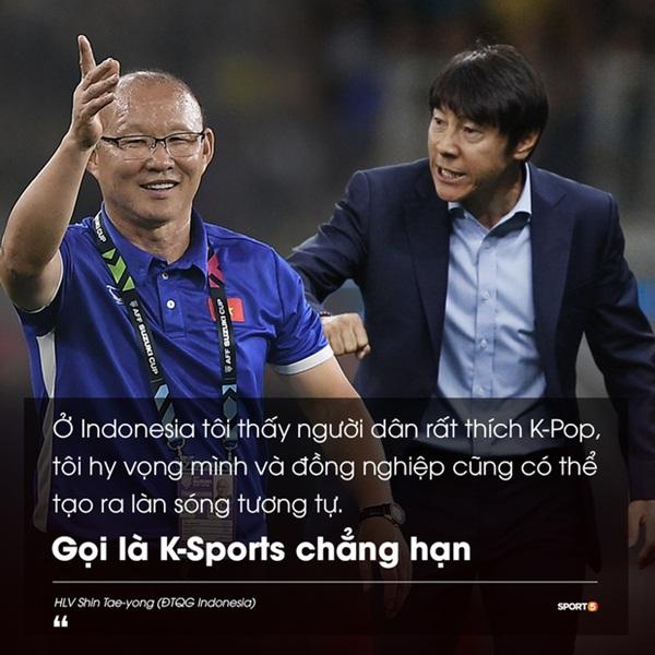 Tân HLV người Hàn Quốc của Indonesia: Tôi tôn trọng HLV Park Hang-seo như một người thầy nhưng bây giờ ông ấy nên dè chừng-1
