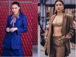 Cận cảnh vẻ đẹp nóng bỏng của siêu mẫu Minh Tú ở tuổi 29-9