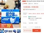 Khẩu trang 3D Nhật được bán với giá 2,7 triệu đồng trên Shopee-2