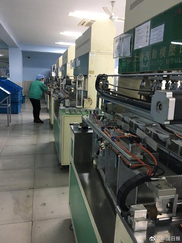 Bên trong các nhà máy sản xuất khẩu trang tại Trung Quốc-5