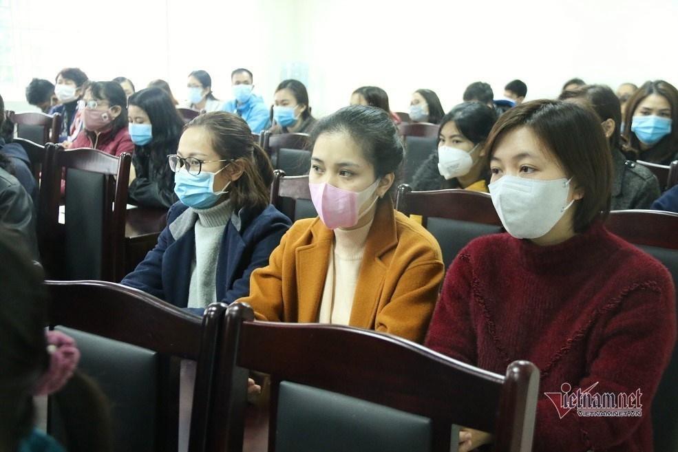 Giáo viên luộc khăn, chia rau...ngày nghỉ học phòng dịch virus corona-4
