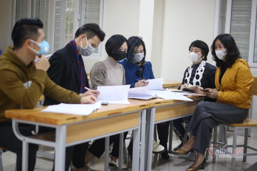 Giáo viên luộc khăn, chia rau...ngày nghỉ học phòng dịch virus corona-25
