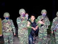 Bắt thanh niên Lào cõng ba lô chứa đầy ma túy ở Hà Tĩnh