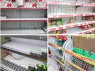 Siêu thị ở Hà Nội đắt hàng sau Tết, các sản phẩm đồ khô và mì gói được mua nhiều nhất nhưng nhìn chung giá bán không tăng