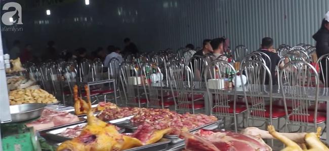 Chùa Hương mùa lễ hội hoang vắng tiêu điều, du khách cẩn thận sử dụng khẩu trang nhưng lại xuất hiện nhiều hộ kinh doanh thịt động vật hoang dã-5