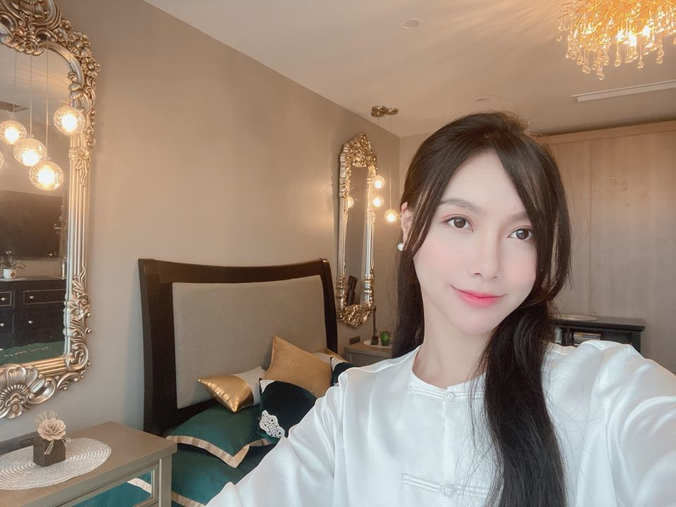 MC Minh Hà khoe phòng ngủ sang trọng như khách sạn-1