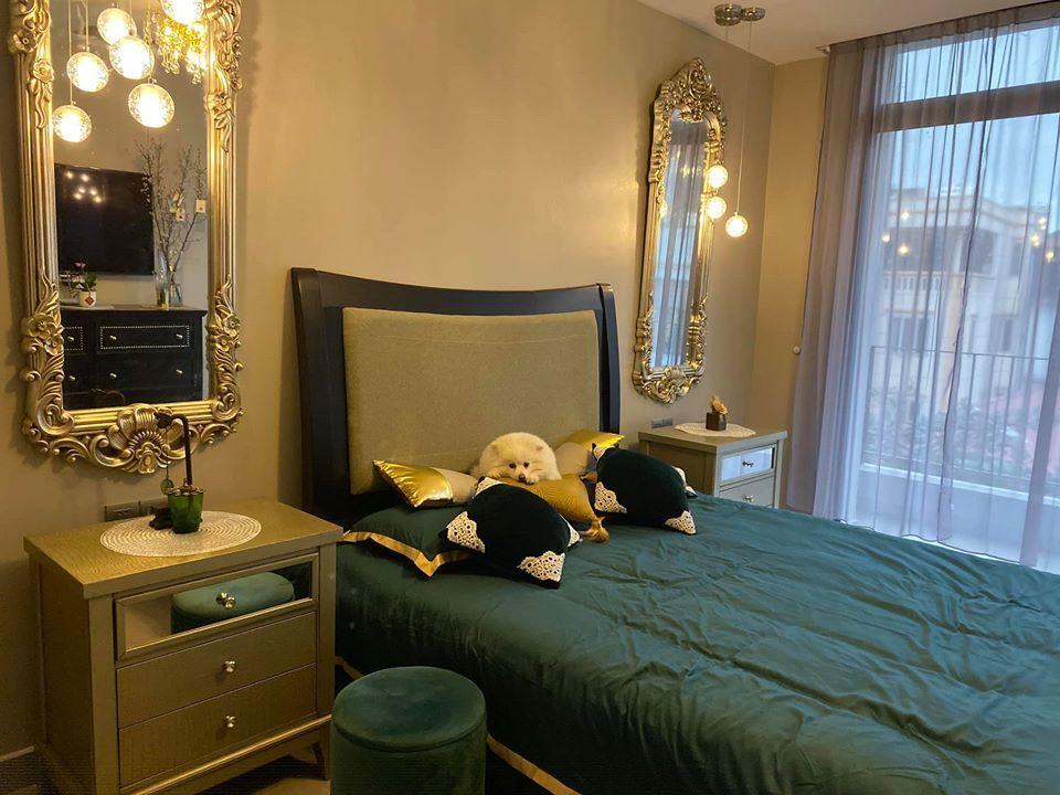 MC Minh Hà khoe phòng ngủ sang trọng như khách sạn-2