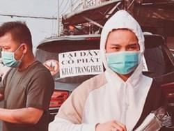 Sao Việt phát hàng nghìn khẩu trang giữa đại dịch virus corona