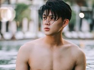Người mẫu Hoàng Quốc Trung tung loạt ảnh sống ảo, điển trai ở Ninh Bình
