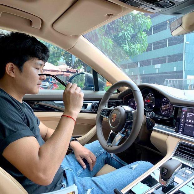 Bóc profile bạn trai tin đồn của Nhật Lê: Là doanh nhân đa lĩnh vực, BST xe sang chắc cũng không kém thiếu gia hàng đầu nào-3