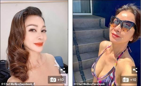 Ngỡ ngàng nhan sắc không tuổi của sao nữ U70 Đài Loan-7