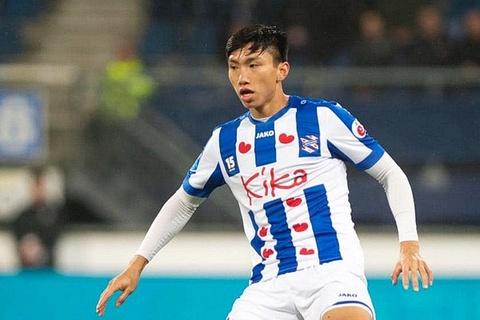 Văn Hậu chơi 90 phút trong trận thắng đậm của Jong Heerenveen-1