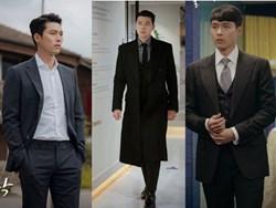 Muốn lịm đi mỗi lần Hyun Bin diện vest cực bảnh trong