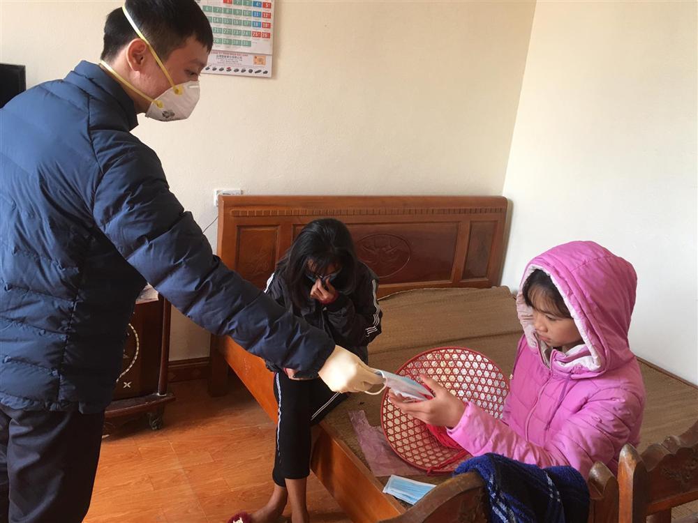 Sức khỏe của cô gái Thanh Hóa nhiễm virus corona sau 2 ngày xuất viện như thế nào?-1