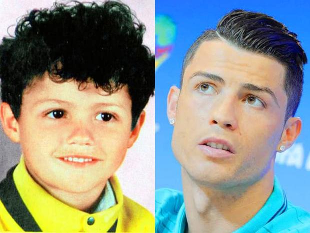Trong ngày sinh nhật tuổi 35, Ronaldo bất ngờ bị fan đào lại ảnh từ 30 năm trước: Hóa ra, CR7 vốn đẹp trai từ bé-4