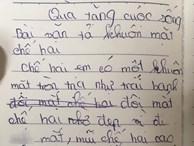 'Chị gái phiên bản tả thực' qua ngòi bút của em gái khiến chính khổ chủ dở khóc dở cười: Thân hình như đòn bánh tét, mặt như trái banh