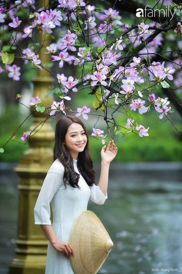 Những ngày ảm đạm vì dịch bệnh và mưa rét, chẳng ai nhận ra hoa ban tím ở Hà Nội đã lặng lẽ bung nở từ khi nào-6