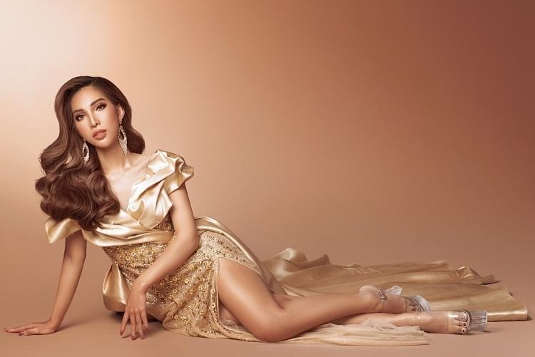 Người đẹp chuyển giới gốc Việt đại diện Thụy Điển thi Hoa hậu-2